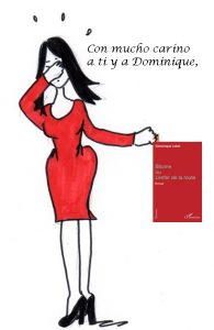 Carmen,Bitume ou l'enfer de la route,Dominique Lebel,L'Harmattan Editions